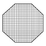 Eggcrate Grid for Deep EZ-Pro Beauty Dishes
