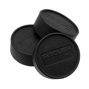 Fotodiox Pro GoTough Replacement Lens Cap for the HERO3/3+/4 Naked Camera - GoTough Protective Lens Cover for the HERO3/3+/4 Camera when not in any case or housing