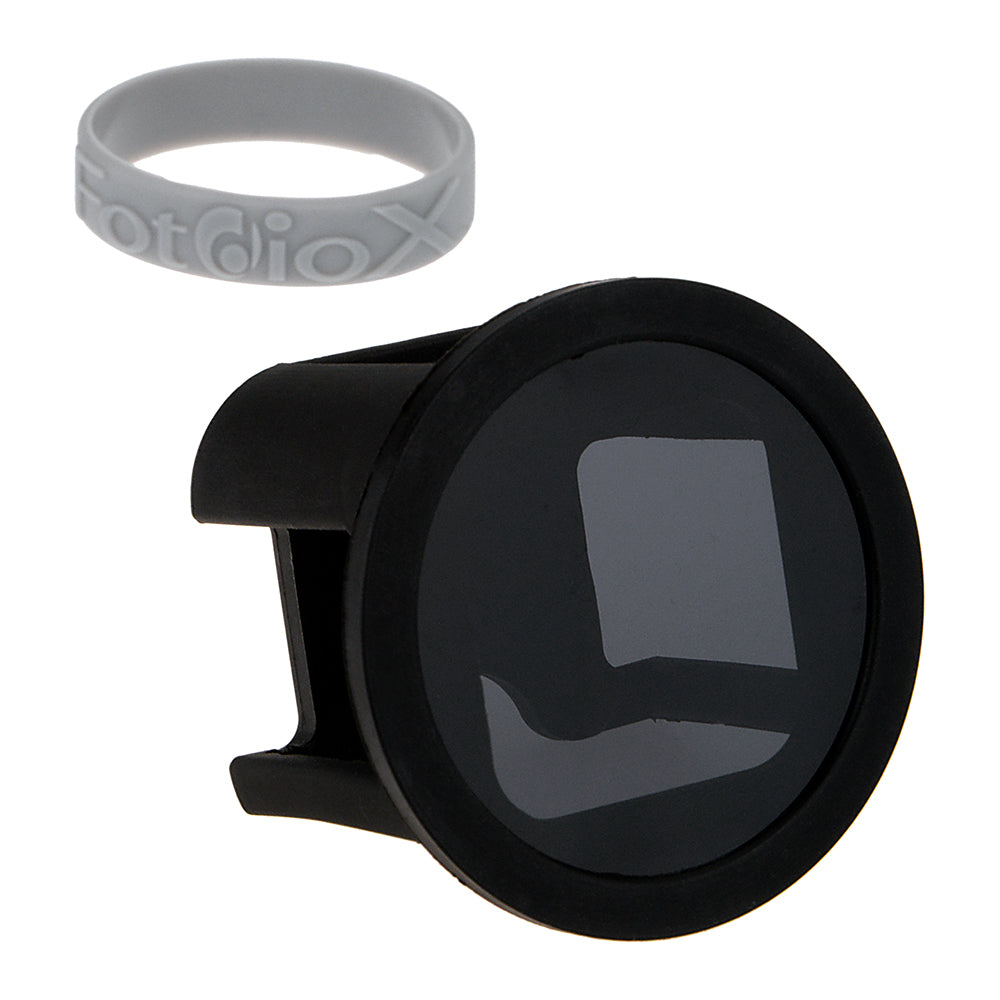 Gotough Gopro Accessories Fotodiox Inc Usa Hero5 Free Acc Shorty Silicone Mount With Neutral Density 09 Nd8 3 Stop Filter