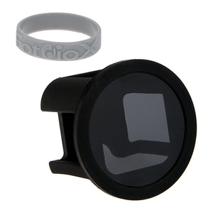 Fotodiox GoTough Silicone Mount with Neutral Density 0.9 (ND8, 3-Stop) Filter for GoPro HERO & HERO5 Session Camera