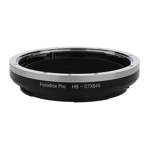 Fotodiox Pro Lens Adapter - Compatible with Hasselblad V-Mount SLR Lenses to Contax 645 (C645) Mount Cameras