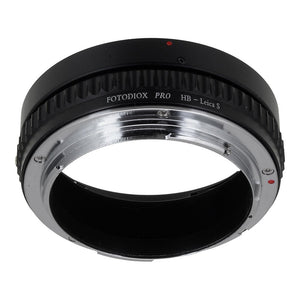 Fotodiox Pro Lens Adapter - Compatible with Hasselblad V-Mount SLR Lenses to Leica S (LS) Mount DSLR Cameras