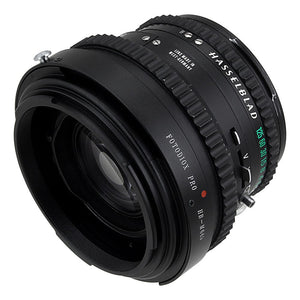Fotodiox Pro Lens Adapter - Compatible with Hasselblad V-Mount SLR Lenses to Mamiya 645 (M645) Mount Cameras