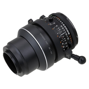Fotodiox Pro Lens Mount Adapter - Hasselblad V-Mount SLR Lenses to Sony Alpha E-Mount Mirrorless Camera Body