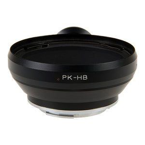 Fotodiox Lens Mount Adapter Compatible with Hasselblad V-Mount SLR Lenses to Pentax K PK-Mount Digital SLR Camera Bodies