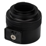 Fotodiox Pro Lens Mount Adapter - Kiev 88 SLR Lens to Sony Alpha E-Mount Mirrorless Camera Body