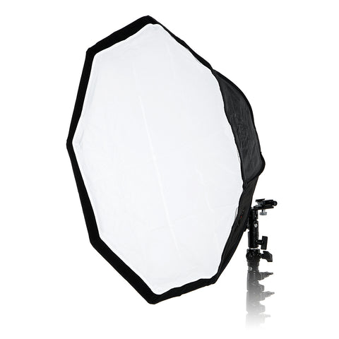 "Fotodiox Ez-Pro-Mini Flash Softbox K60 24"" (60 cm) Octagon for Nikon Flash, Canon Speedlite, Vivitar Flash, Sunpack, Nissin, Sigma, Sony"