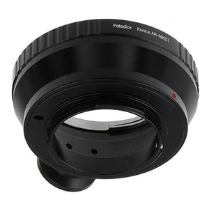 Fotodiox Lens Mount Adapter - Konica Auto-Reflex (AR) SLR Lens to Nikon 1-Series Mirrorless Camera Body