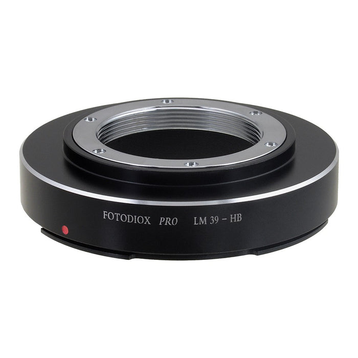 Fotodiox Pro Lens Mount Adapter - L39 Leica Visoflex Screw Mount Lens to to Hasselblad V-Mount DSLR Camera Body