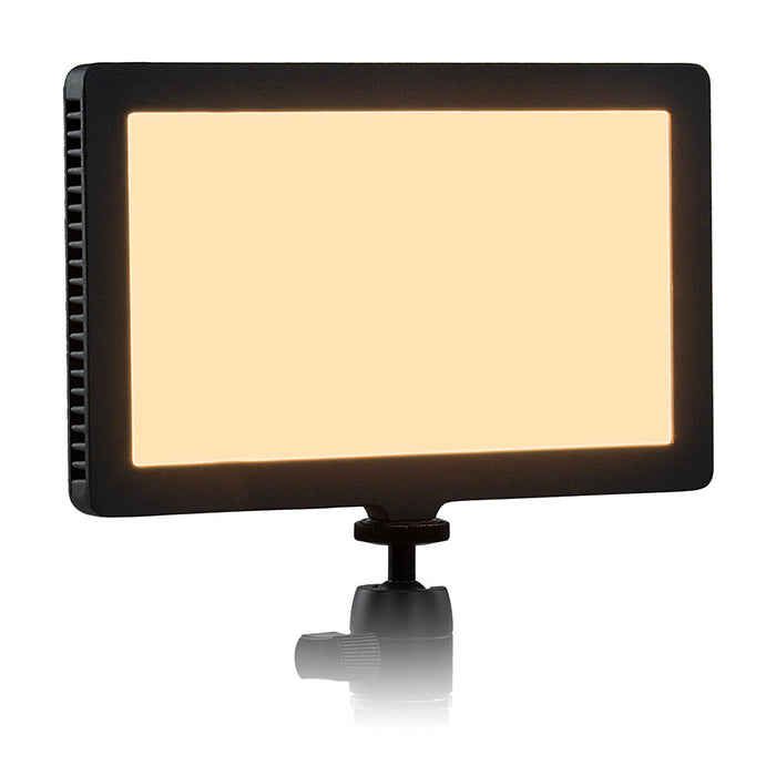 Fotodiox Pro FlapJack LED C-208AS Bicolor Edge Light - 5x8in Rectangle Ultra-thin, Ultra-bright, Dual Color LED Photo / Video Light Kit