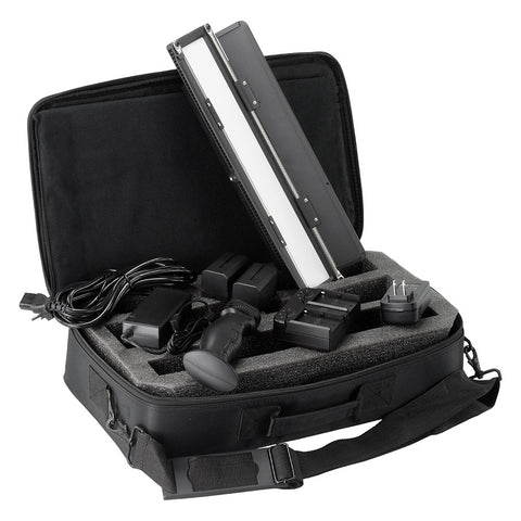 Fotodiox Pro FlapJack LED Wand C-308AS Bicolor Edge Light