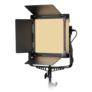 Fotodiox Pro FACTOR 1x1 V-2000ASVL Bicolor Dimmable Studio Light - Ultra-bright, Professional, Dual Color, Dimmable Photo/Video LED Light