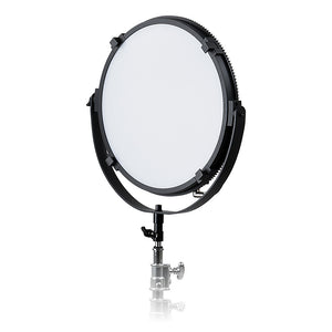 Fotodiox Pro FACTOR Jupiter18 VR-2500ASVL Bicolor Dimmable Studio Light - Ultra-bright, Professional, Dual Color, Dimmable Photo/Video LED Light