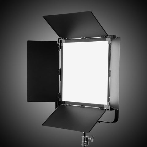 Fotodiox Pro FACTOR 1.5x1.5 V-3000ASVL Bicolor Dimmable Studio Light - Ultra-bright, Professional, Dual Color, Dimmable Photo/Video LED Light