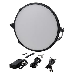 Fotodiox Pro FACTOR Jupiter24 VR-4500ASVL Bicolor Dimmable Studio Light - Ultra-bright, Professional, Dual Color, Dimmable Photo/Video LED Light
