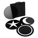 FACTOR Jupitor Accessory Pack - Grid, 3x Creative Masks and Carrying Case