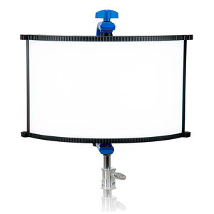Fotodiox Pro FACTOR Radius1 Wide Angle Light - 1x2 ft Curved Bicolor Dimmable Studio Light