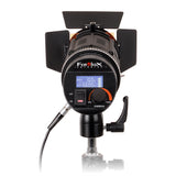 Fotodiox Pro PopSpot J-500 Focusing LED Light, High-Intensity Daylight LED 5600k Focusable Spot Light for Still and Video