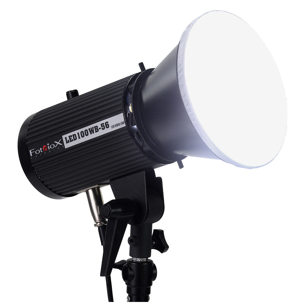Fotodiox Pro LED100WB-56 Studio LED, High-Intensity Daylight LE