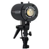 Fotodiox Pro LED100WB-56 Studio LED, High-Intensity Daylight LED 5600k Studio Light for Still and Video - with Dimmable Control, 12V AC Power Adapter, Light Stand bracket, CRI > 95