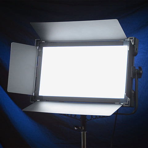 Fotodiox Pro FACTOR 1x2 LED-1380 ASVL Bicolor Dimmable Studio Light - Ultra-bright, Professional, Dual Color, Dimmable Photo/Video LED Light
