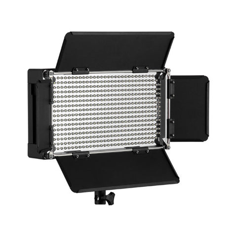 Fotodiox Pro LED-500AVL, Professional 500-LED Dimmable Photo/Video Light Kit