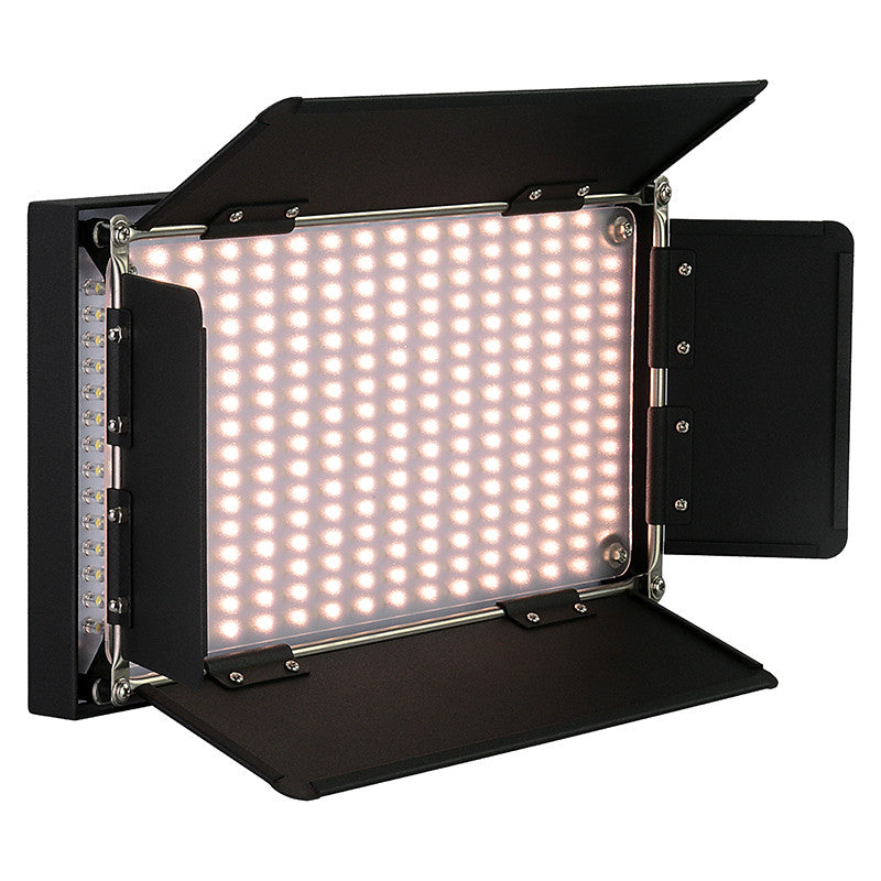 Fotodiox Pro LED-508AS, Professional 508-LED Dimmable and Color-Adjustable Photo/Video Light