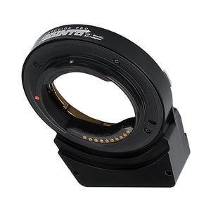 Fotodiox Pro PRONTO Adapter - Leica M Mount Lens to Sony E-Mount Camera Autofocus Adapter