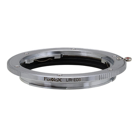 Leica R SLR Lens to Canon EOS Mount SLR Camera Body Adapter