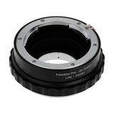 Fotodiox DLX Stretch Lens Mount Adapter - Leica R SLR Lens to Fujifilm Fuji X-Series Mirrorless Camera Body with Macro Focusing Helicoid and Magnetic Drop-In Filters