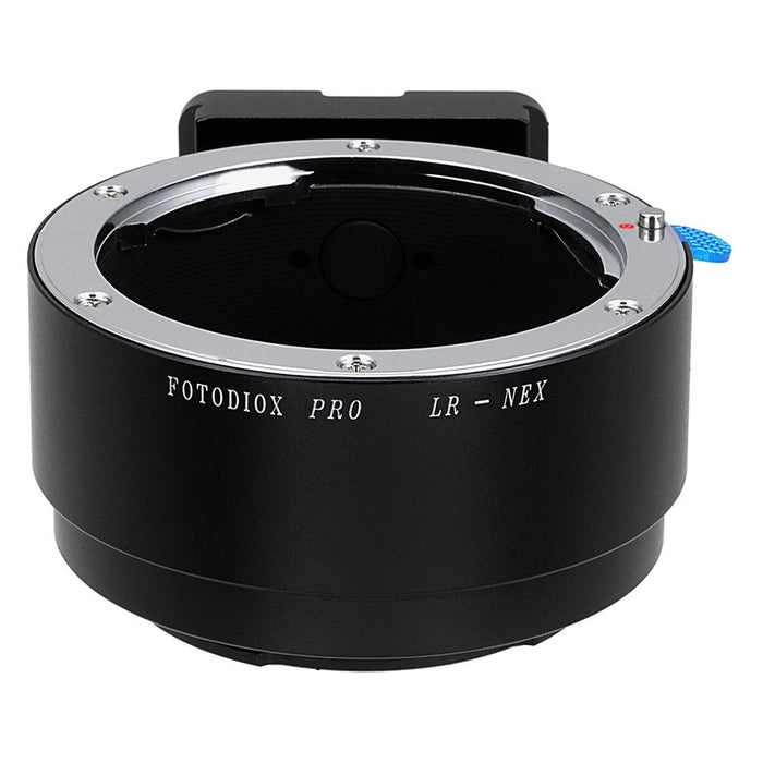Fotodiox Pro Lens Mount Adapter - Leica R SLR Lens to Sony Alpha E-Mount Mirrorless Camera Body