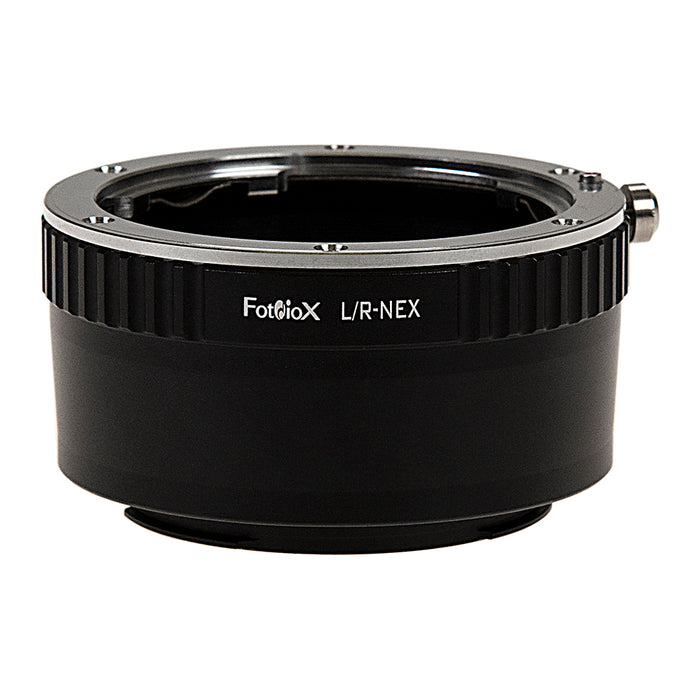 Fotodiox Lens Mount Adapter - Leica R SLR Lens to Sony Alpha E-Mount Mirrorless Camera Body