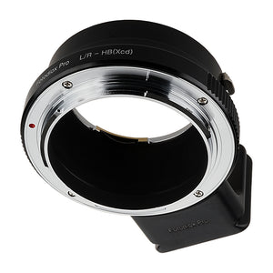 Fotodiox Pro Lens Mount Adapter, Leica R SLR Lens to Hasselblad XCD Mount Mirrorless Digital Camera Systems (such as X1D-50c and more)