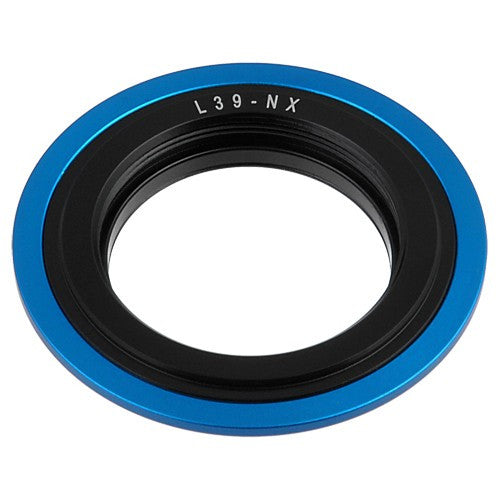 M39/L39 Screw Mount SLR Lens to Samsung NX Mount Camera Bodies