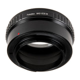 Fotodiox Lens Mount Adapter - M42 Screw Mount SLR Lens to Canon EOS M (EF-M Mount) Mirrorless Camera Body