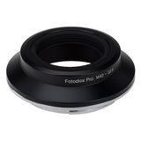 Fotodiox Pro Lens Mount Adapter, M42 Screw Mount SLR Lens to Fujifilm G-Mount GFX Mirrorless Digital Camera Systems (such as GFX 50S and more)