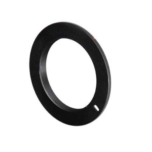 Fotodiox Lens Mount Adapter - M42 Type 1 Screw Mount SLR Lens to Nikon F Mount SLR Camera Body