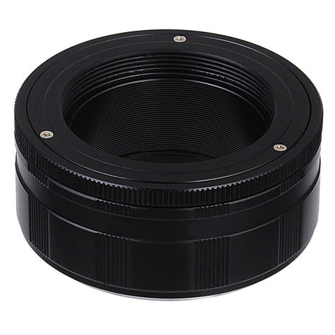 M42 Screw Mount SLR Lens to Micro Four Thirds (MFT, M4/3) Mount Mirrorless Camera Body Adapter, with Macro Focusing Helicoid