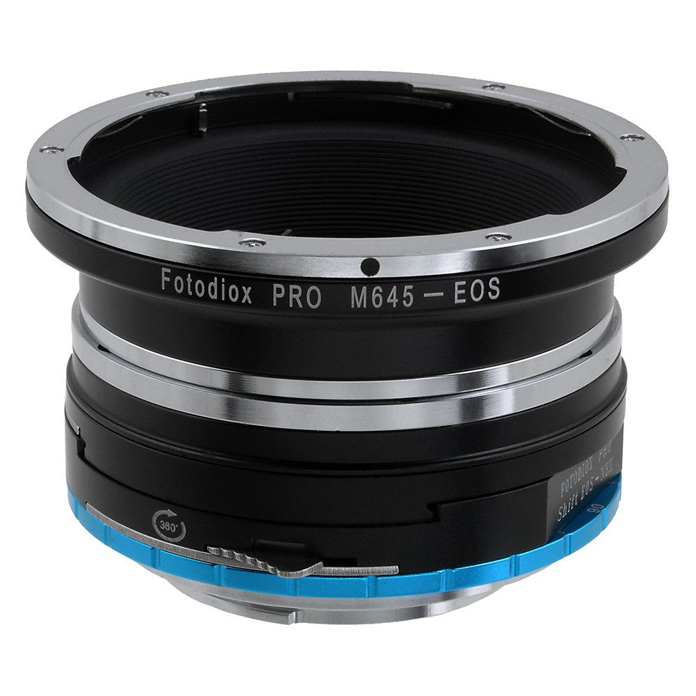 Mamiya 645 SLR Lens to Sony Alpha E-Mount Camera Body Adapter