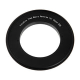 Macro Reverse Ring for Canon - Camera Mount to Filter Thread Adapter for Canon EOS (EF & EF-S) Camera Mounts