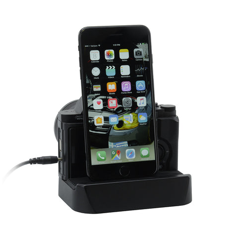 craftmaster mirage trio usb charging station for apple lightning or