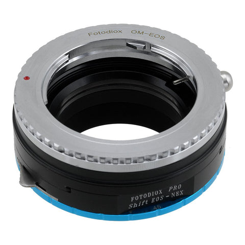Olympus OM-mount SLR Lens to Sony Alpha E-Mount Camera Bodies