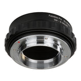 Fotodiox DLX Stretch Lens Mount Adapter - Olympus Zuiko (OM) 35mm SLR Lens to Sony Alpha E-Mount Mirrorless Camera Body with Macro Focusing Helicoid and Magnetic Drop-In Filters