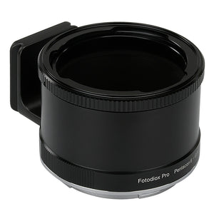 Fotodiox Pro Lens Mount Adapter, Pentacon 6 (Kiev 60) SLR Lens to Fujifilm G-Mount GFX Mirrorless Digital Camera Systems (such as GFX 50S and more)