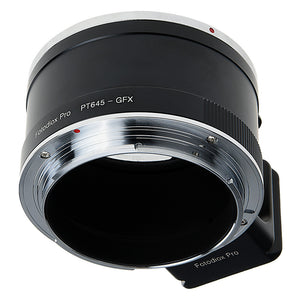 Fotodiox Pro Lens Adapter - Compatible with Pentax 645 (P645) Mount Lenses to Fujifilm G-Mount Digital Camera Body