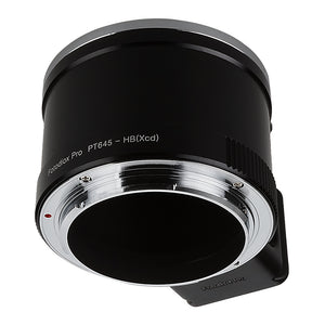 Fotodiox Pro Lens Adapter - Compatible with Pentax 645 (P645) Mount SLR Lenses to Hasselblad XCD Mount Digital Cameras