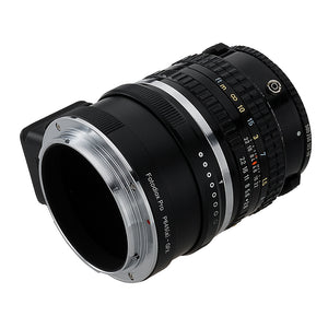 Fotodiox Pro Lens Adapter with Built-In Aperture Control Dial - Compatible with Pentax 645 (P645) Mount D FA & DA Auto Focus Lenses to Fujifilm G-Mount Digital Camera Body