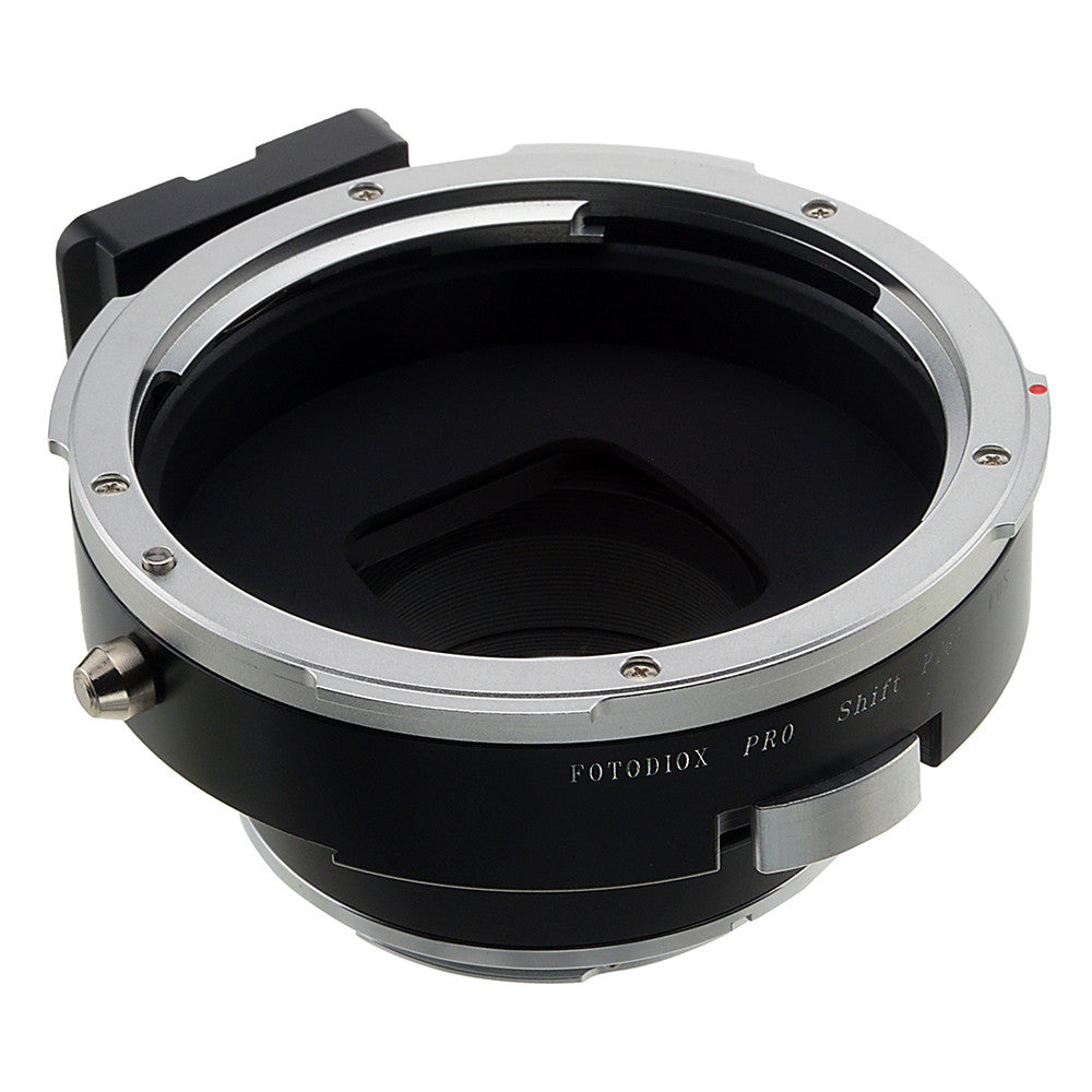 Fotodiox Pro Lens Mount Shift Adapter - Pentax 6x7 (P67, PK67) Mount SLR  Lens to Canon EOS (EF, EF-S) Mount SLR Camera Body