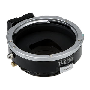 Fotodiox Pro TLT ROKR - Tilt / Shift Lens Mount Adapter for Pentax 6x7 (P67, PK67) Mount SLR Lenses to Nikon F Mount SLR Camera Body