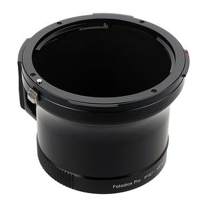 Fotodiox Pro Lens Mount Adapter, Pentax 6x7 (P67, PK67) Mount SLR Lens to Hasselblad XCD Mount Mirrorless Digital Camera Systems (such as X1D-50c and more)